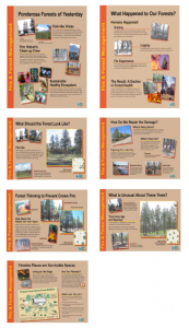 Read more about the article Fire & Forest Management Trail Signage Collection